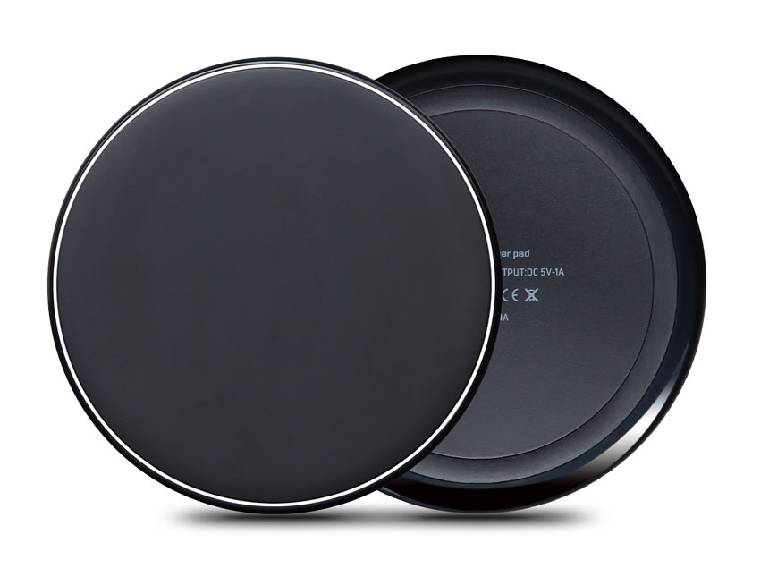 Qi Wireless Charging Pad with Ultra-slim Design