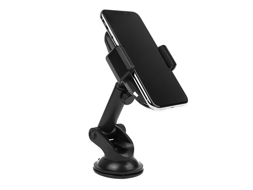 Qi Wireless Fast Charger Car Mount Automatic Infrared Sensor, Car Mount Fast Charging for iPhone X, 8/8 Plus, Samsung Galaxy S8, S7/S7 Edge, Note 8,Compatible with Standard Qi-enabled Devices