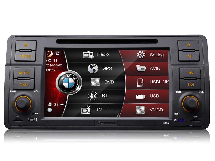 Eonon D5150V | Car DVD | Specific Car DVD | Car DVD for BMW E46