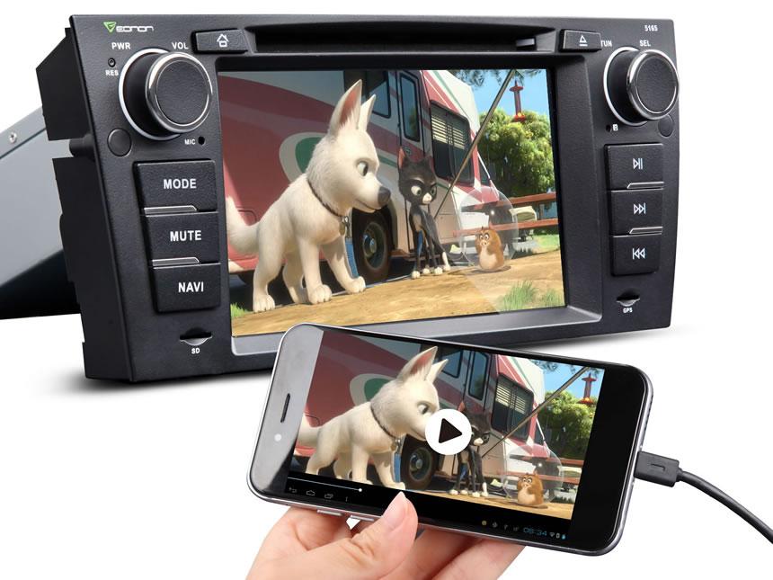 Eonon D5165V | Car DVD | Specific Car DVD | Car DVD for BMW