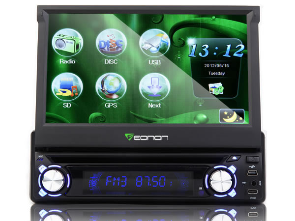 New Arrival -- Eonon G1310/D1310 Car DVD GPS And More Combos