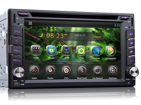 Eonon G2110 History-Breaking Android Car DVD Player Released!