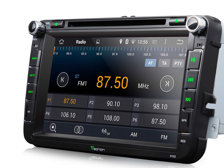eonon ga5153f | vw navigation | vw android car dvd | android car