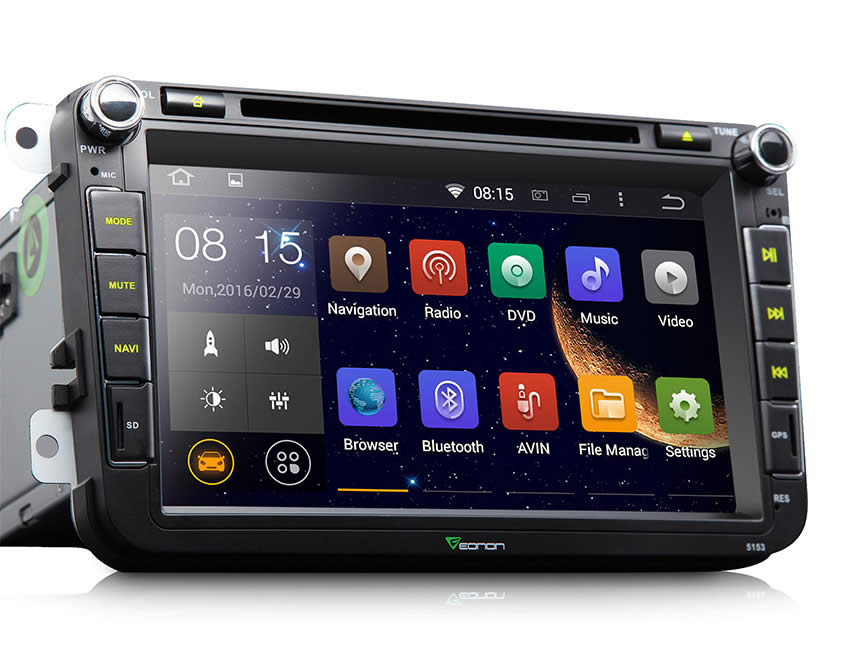 Eonon GA5153F | VW Navigation | VW Android Car DVD | Android