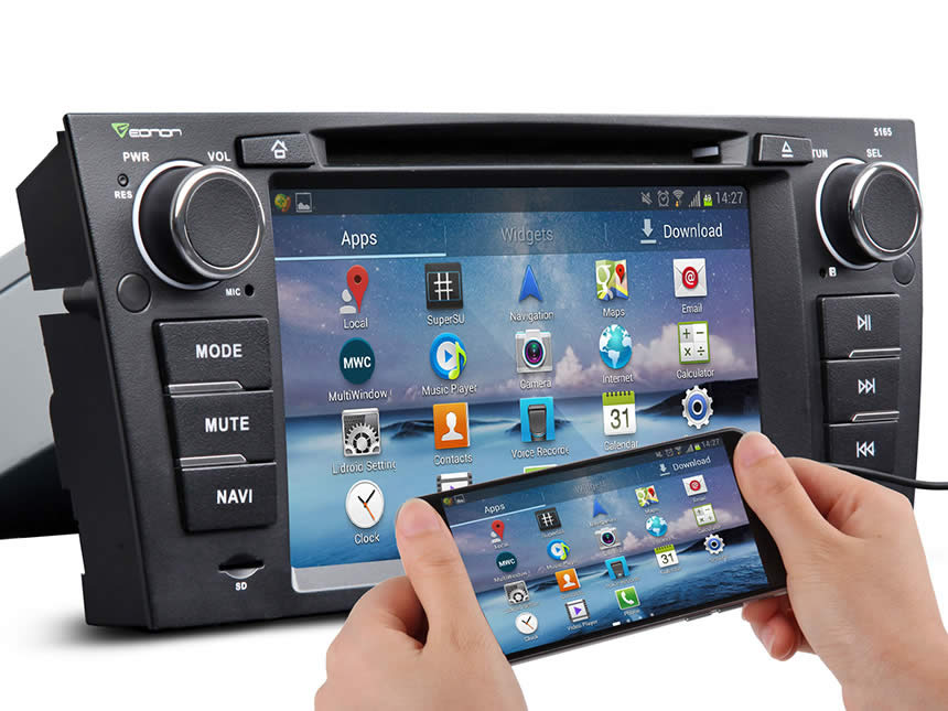 Eonon GA5165F | BMW Android Car DVD | BMW Specific Car DVD | Android