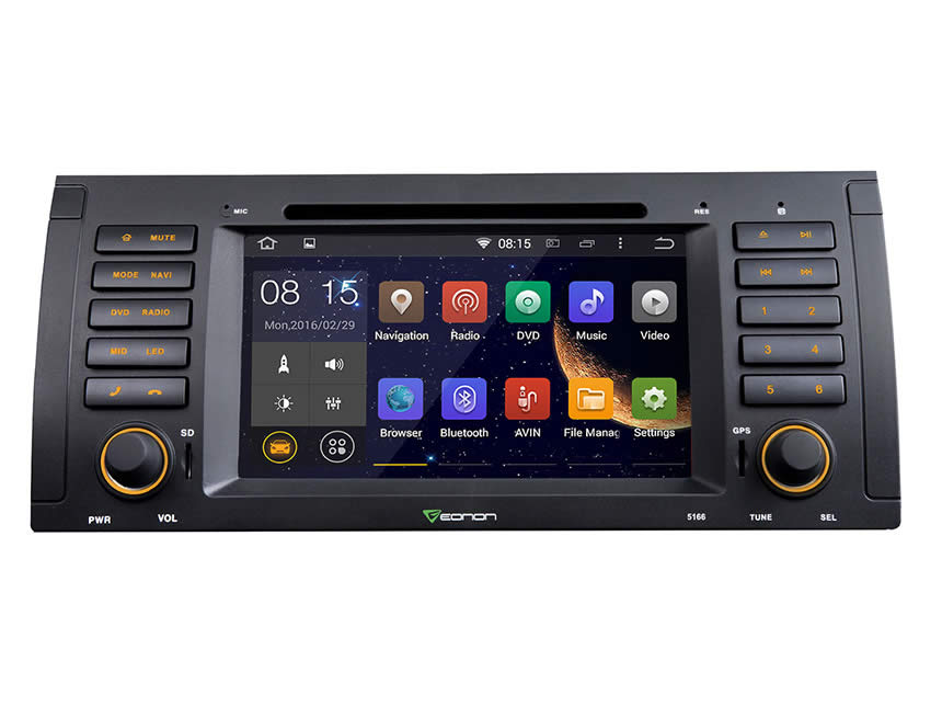 Eonon Ga5166f Bmw E39 Android Car Dvd Bmw E39 Specific