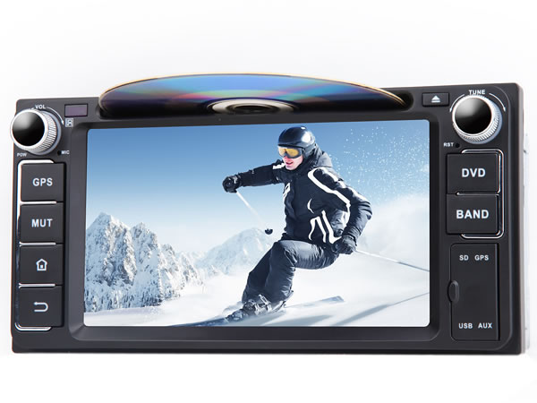 SALE! Toyota Android 4.2 Dual-Core 6.2″ Multimedia Car DVD GPS