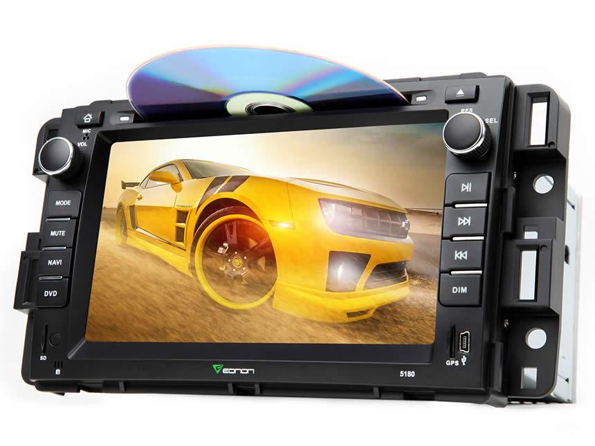 Eonon GA5180F | Chevrolet, GMC Android Car DVD | GM Navigation ... on
