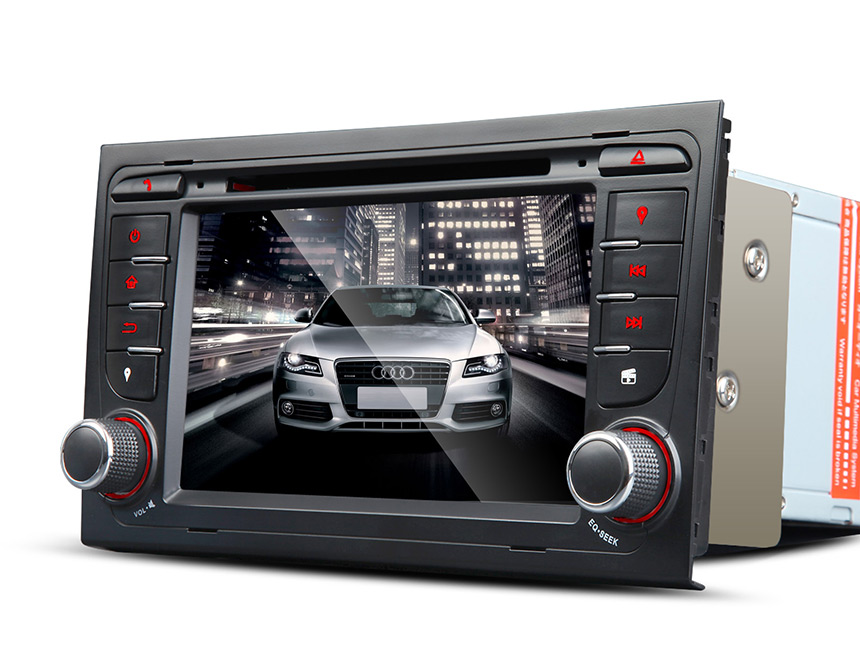 Audi A4/S4/RS4 and Seat Exeo Android 5.1 Quad-Core HD Screen 7″ Multimedia Car DVD GPS with EasyConnection Feature