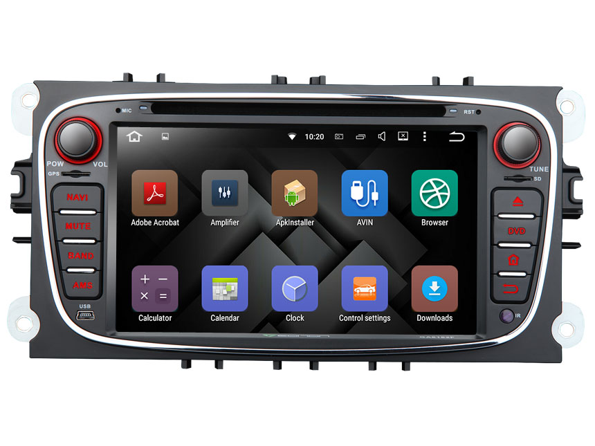 Eonon Ga6162f Ford Android 51 Car Gps Navigation Sat Rheonon: 2006 Ford Radio Nav System At Gmaili.net