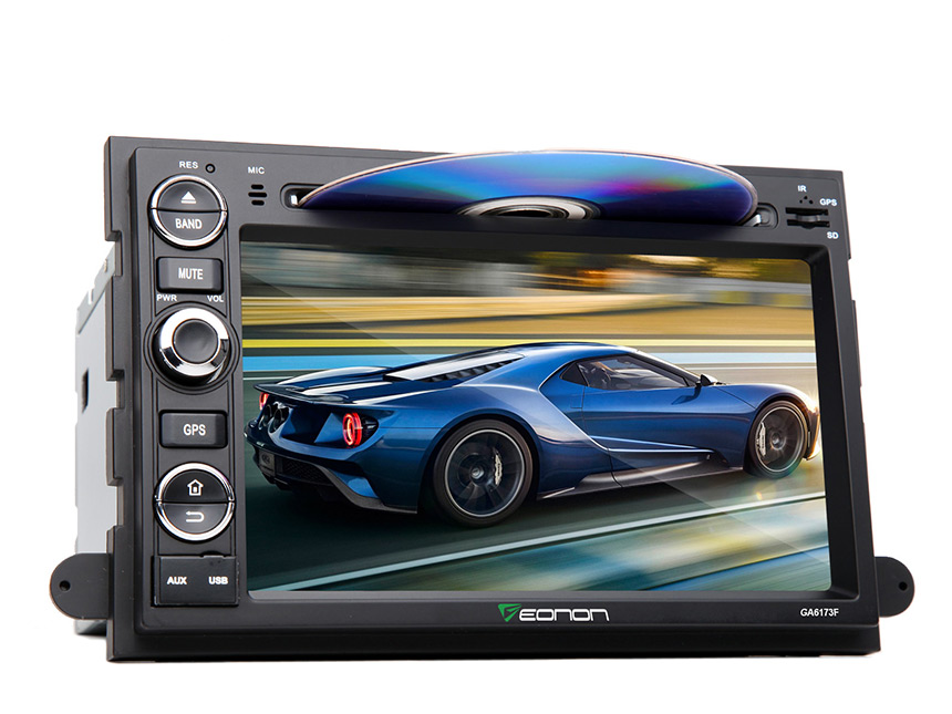 Ford F150 Android 5.1.1 Lollipop 7″ Multimedia Car DVD GPS with Mutual Control EasyConnection