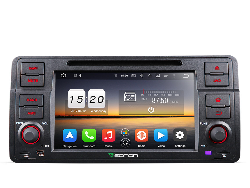 Eonon ga7150a bmw e46 android 60 octa core car stereo gps bmw e46 android 60 marshmallow 2gb ram octa core car stereo gps navigation system 7 asfbconference2016 Gallery