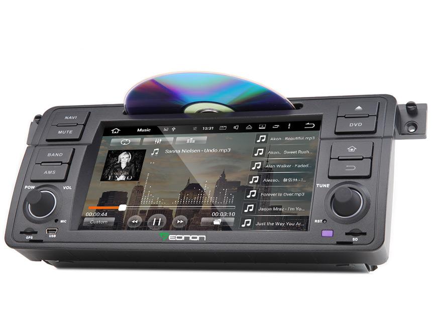 Eonon GA7150A | BMW E46 Android 6 0 Octa Core Car Stereo GPS