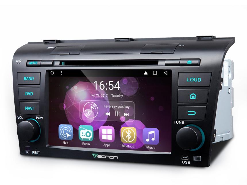 Mazda 3 2004-2009 7