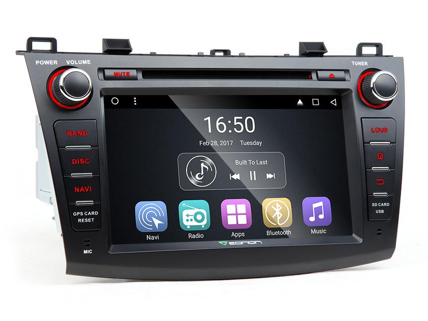 Eonon GA7163 | Mazda 3 2010 - 2013 Android 6 0 Head Unit