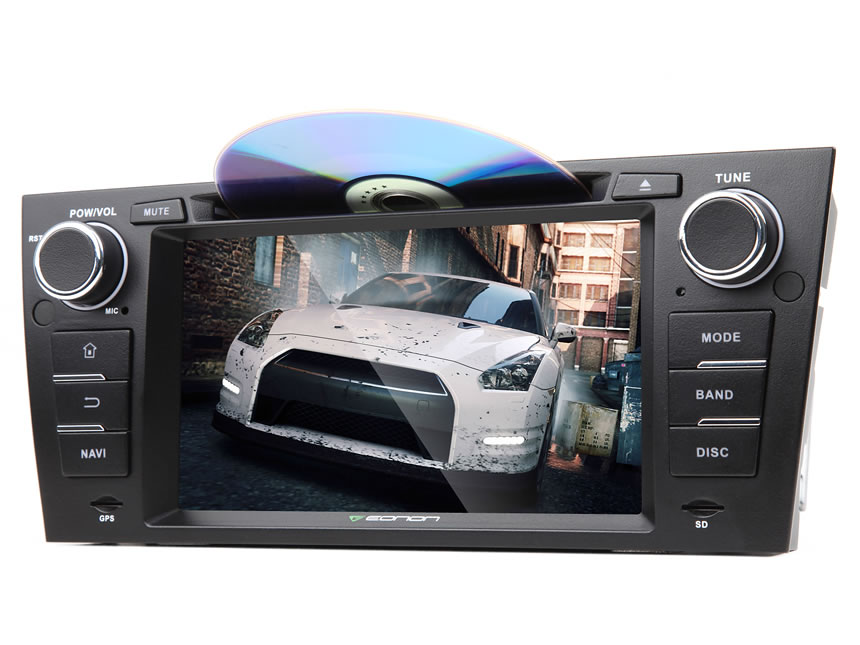 BMW 3 Series E90/E91/E92/E93 Android 6.0 Marshmallow 2GB RAM Quad-Core 7″ Multimedia Car DVD GPS with Mutual Control EasyConnection
