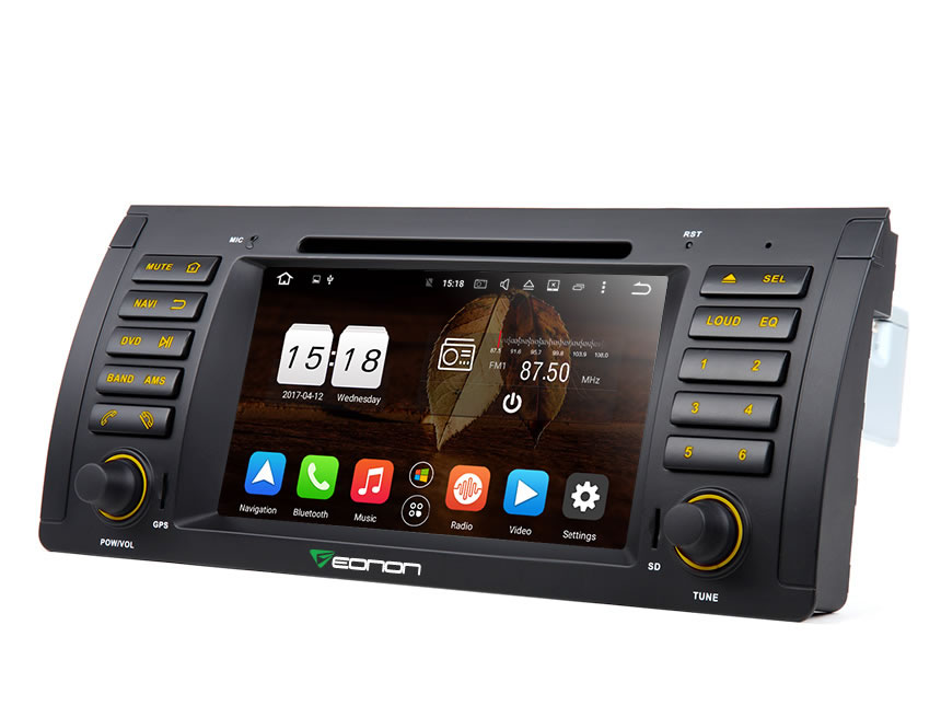 BMW E53  Android 6.0 Marshmallow 2GB RAM Octa-Core 7″ Multimedia Car DVD GPS with 32GB ROM & 26GB for Apps & Free Extended Wiring Harness