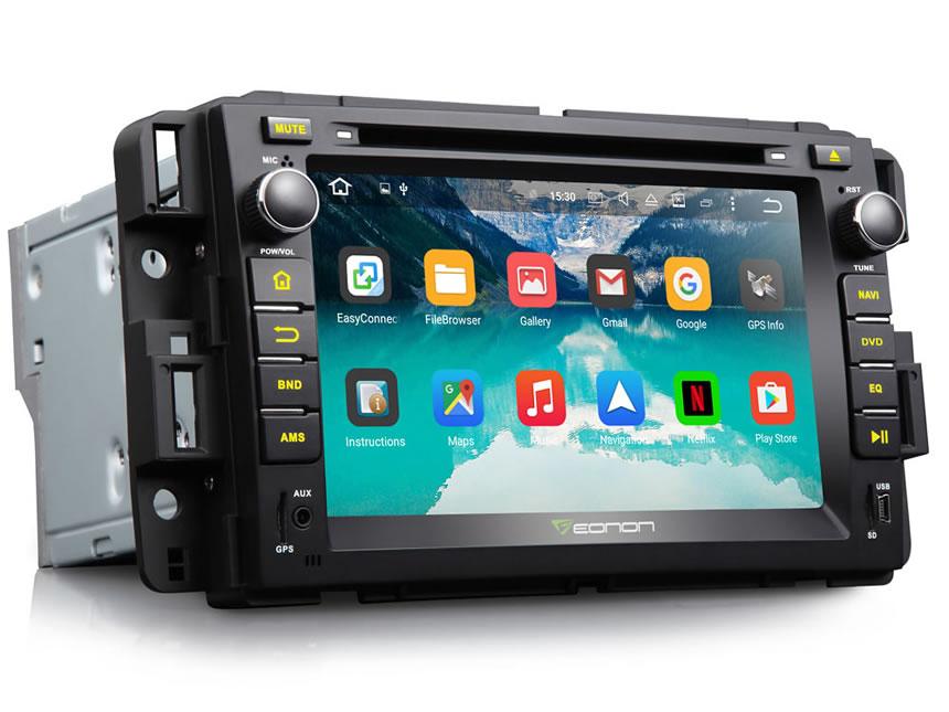 Eonon GA7180A   Chevrolet/GMC/Buick Android 6 0 7 Inch 1024