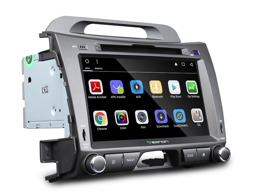 Eonon GA7200 | KIA Sportage Series 3 Android 6.0 Car DVD Player In ...