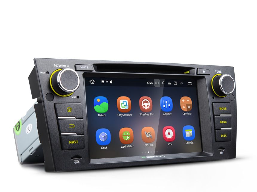 Double din car stereo with built in bluetooth 15
