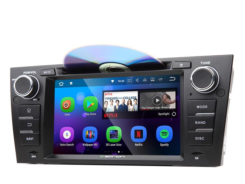 Eonon GA8165 | BMW E90/E91/E92/E93 Android 7 1 7 Inch HD Digital