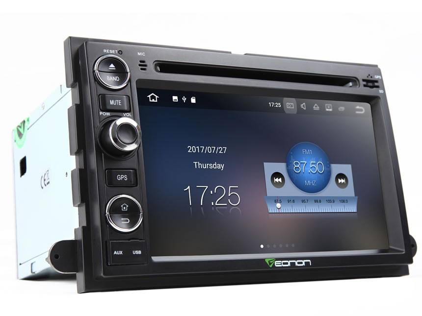 Ford F  Car Music System For Sale  Inch In Car Entertainment Support Video
