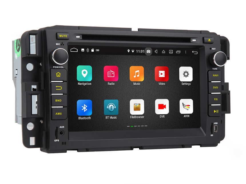 Eonon GA9180A | Chevrolet GMC Buick Newest Android 8 0 Upgrade RAM