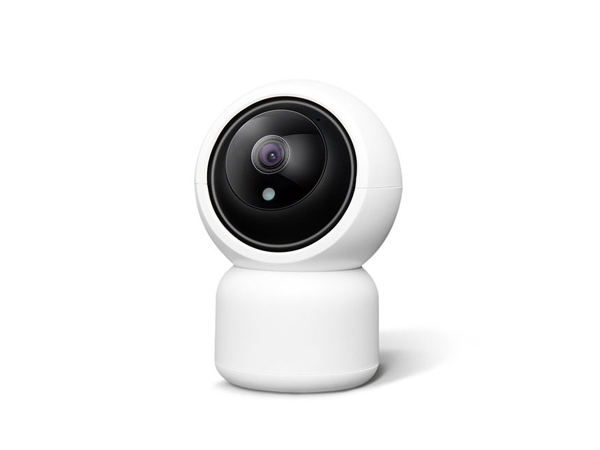 360° Panoramic View Smart Indoor Camera