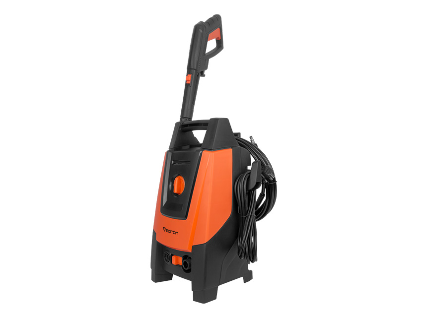 1800W High-Pressure Washer 2030 PSI 1.85 GPM Professional Electric Power Washer Support Adjustable Lance Safety Button Regulating Valve