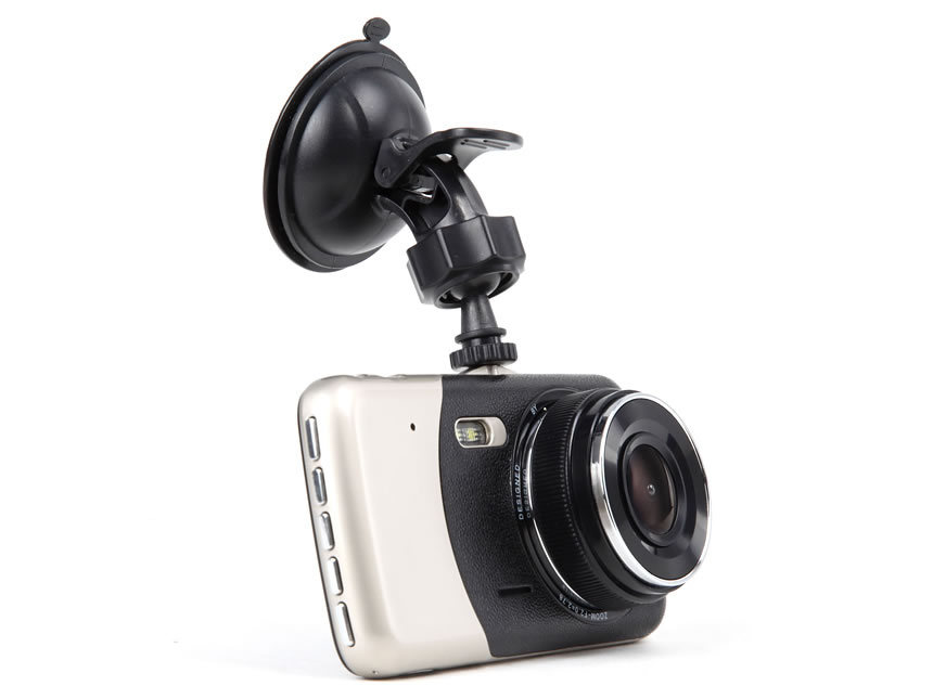 4 Inch HD IPS Screen Dual-lens Dashcam for Eonon Car GPS