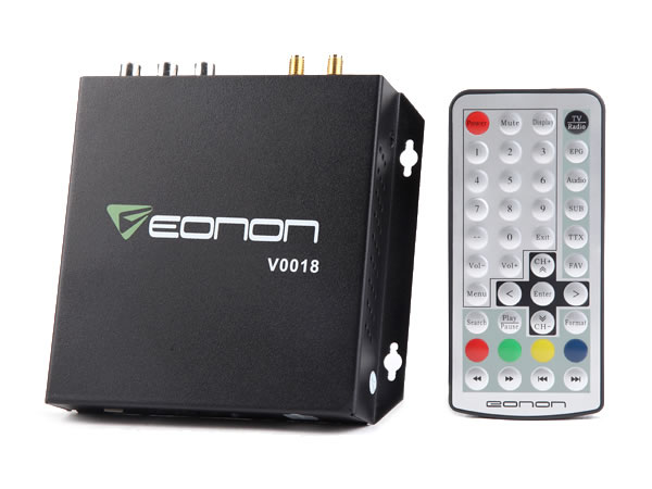 DVB-T HD Digital TV Receiver Box Recording programs Function Built-in USB Port (Upgraded to V0052)