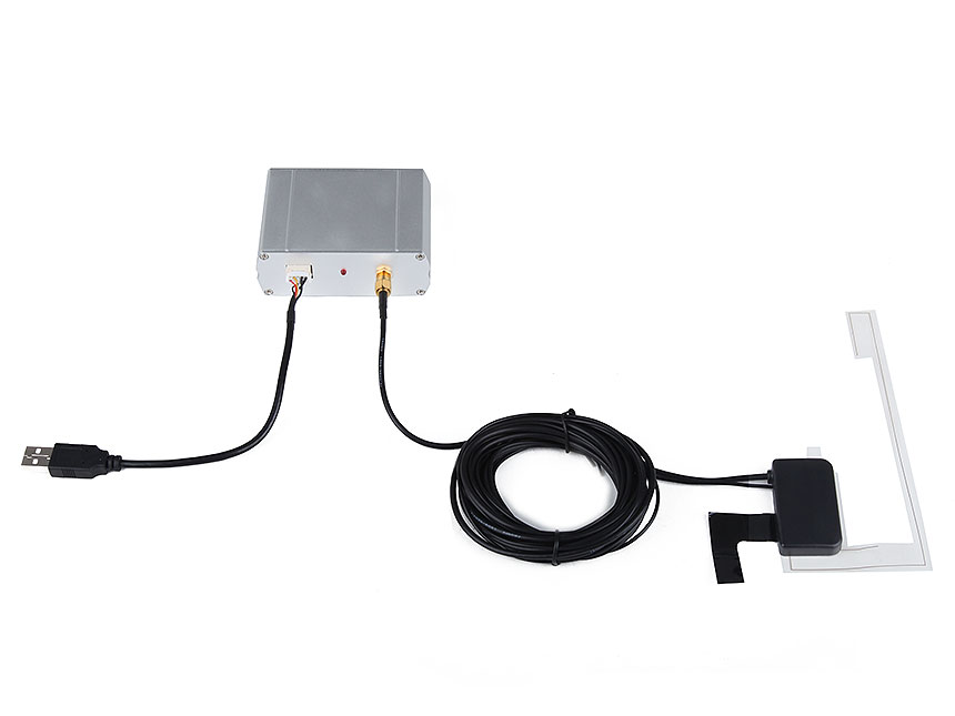V0054 DAB+ Digital Audio Broadcasting box (Made for Eonon Android head units.)